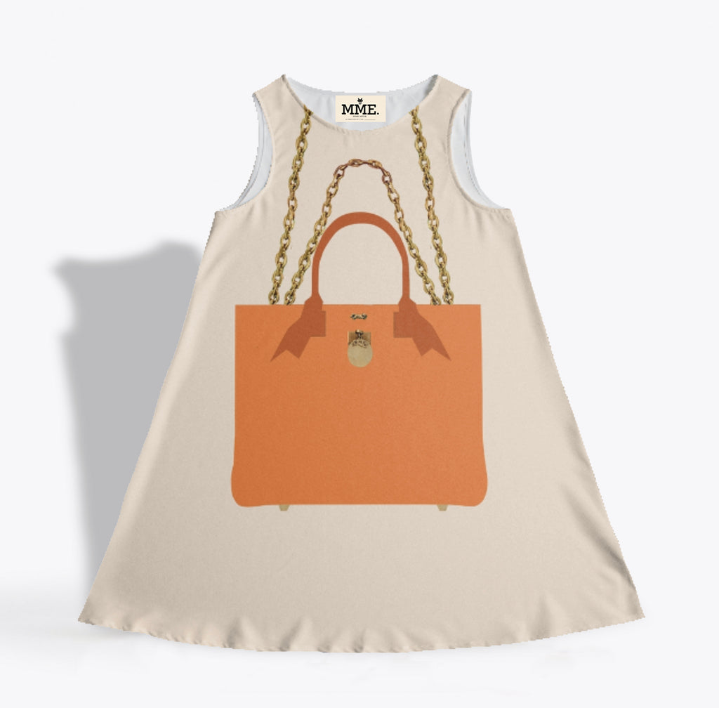 The BRUNCH TOTE Dress in Nude