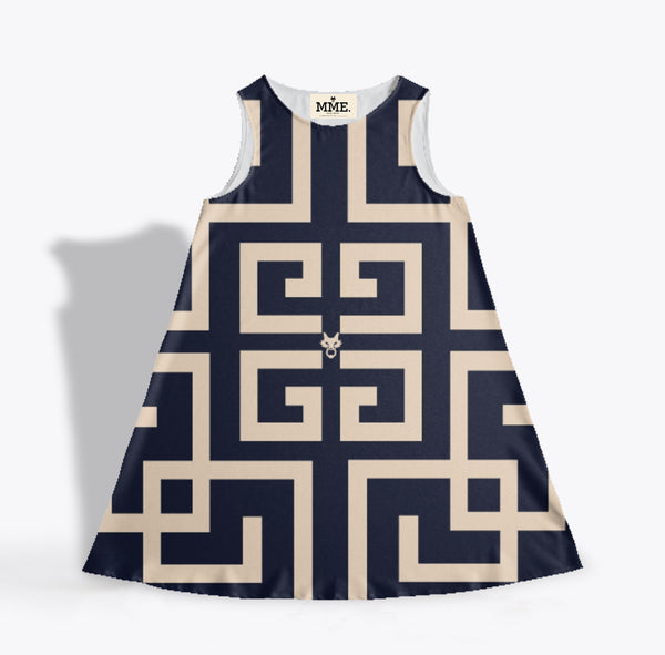 Buckhead MME. Dress Navy
