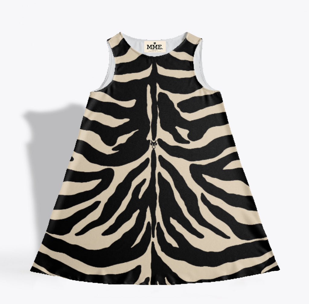MME. Zebra  Dress