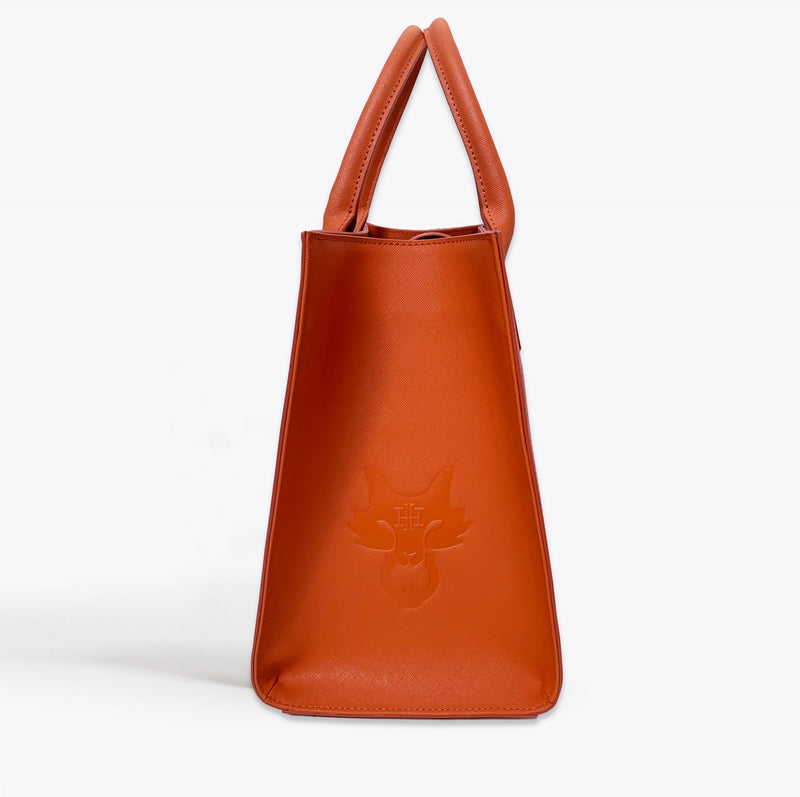 The Staffordshire Tote in Clementine