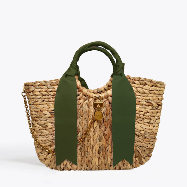 MME. BENTLEY TOTE MOSS