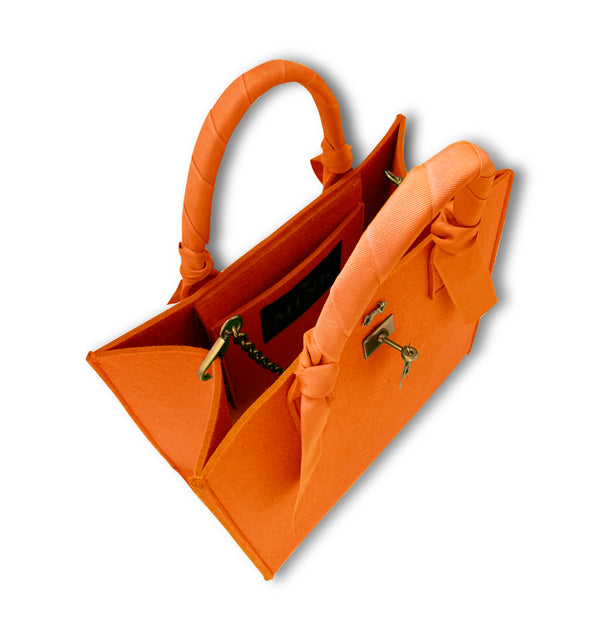 "THE BRUNCH TOTE ""CLEMENTINE"" GRAND"