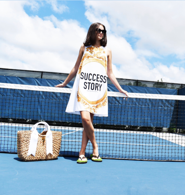 """SUCCESS STORY"" Pouchette"