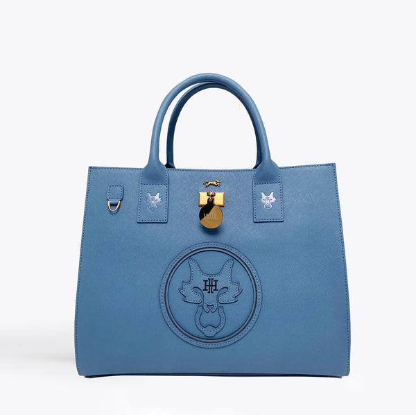The Staffordshire Tote in Cornflower