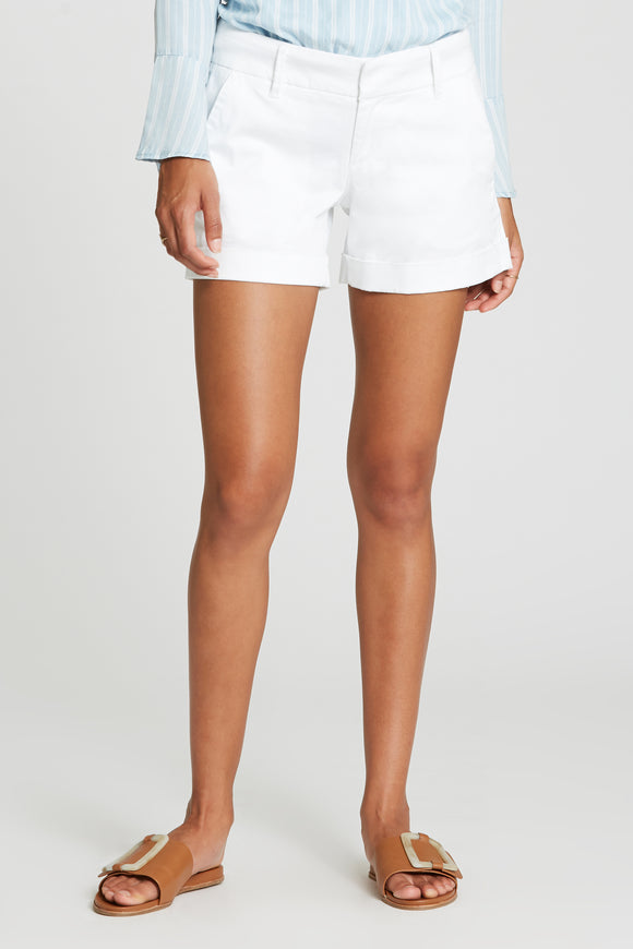 Hampton Comfort Short Optical White by Dear John