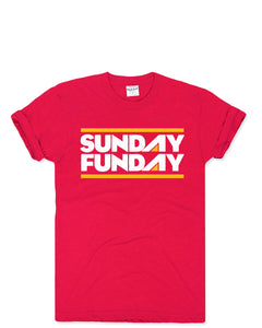 Sunday Funday Vintage Tee by Charlie Hustle