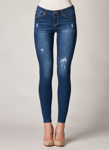 Threshold Gisele Mid High Rise Ankle Skinny by Dear John