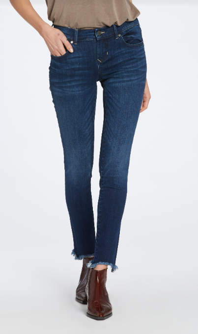 Joyrich Mid Rise Comfort Skinny Jeans in Benbrook