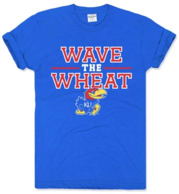 Wave the Wheat by Charlie Hustle