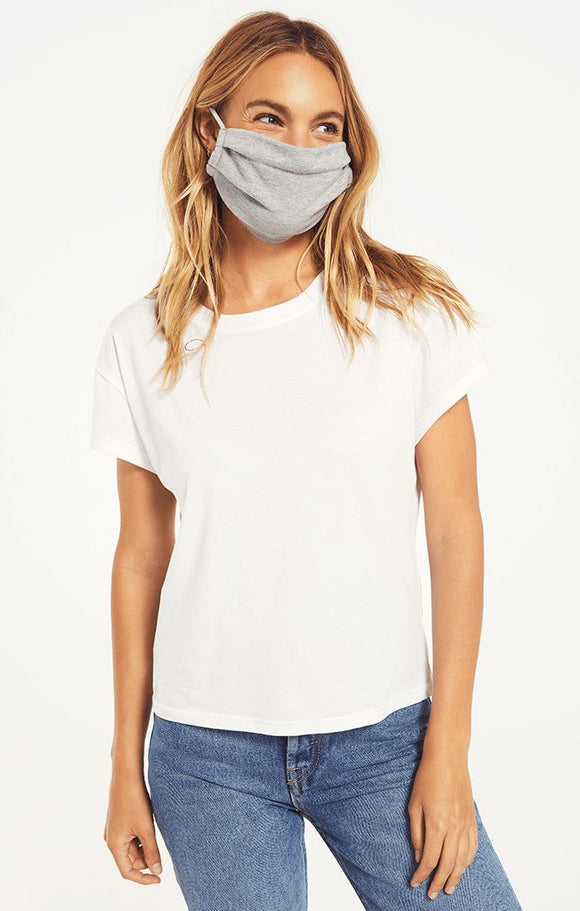 Heather Grey Mask by Z Supply