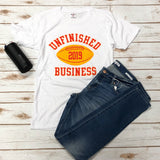 Unfinished Business Vintage Tee by Charlie Hustle