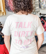Poison Talk Dirty to Me Graphic Tee