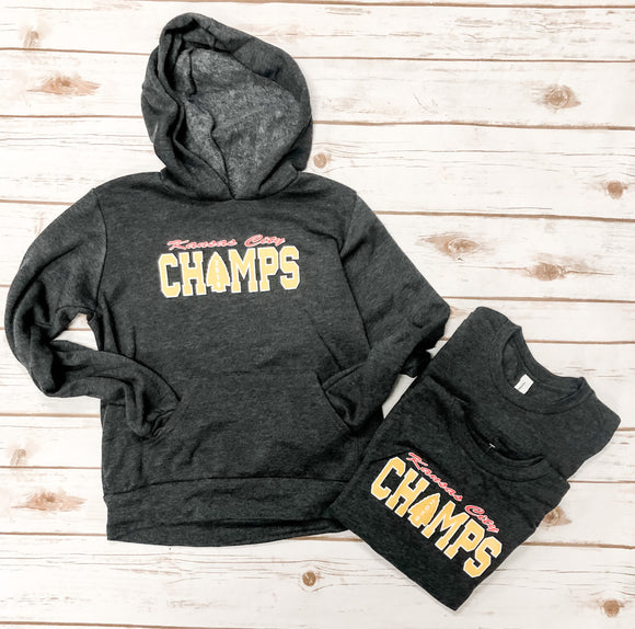 Youth Kansas City Champs 2019 Hoodie