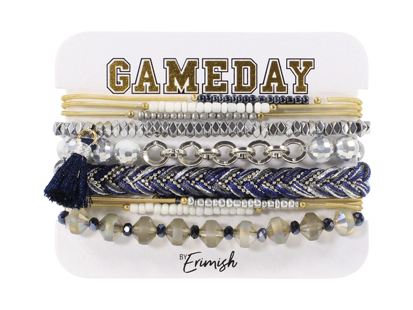 Erimish Navy & Grey GameDay Mixer