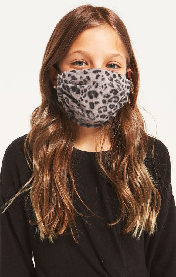 Kids Leo Leopard Mask by Z Supply