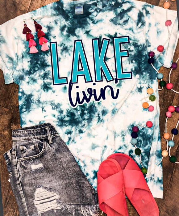 Lake Livin' Graphic Tee
