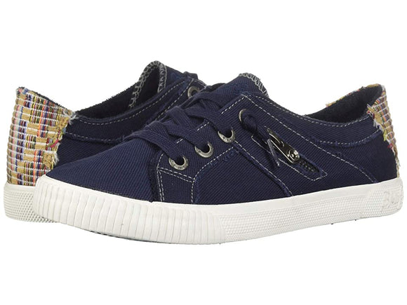 Fruit Sneakers in Pure Navy by Blowfish