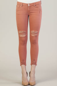 Joyrich Ankle Skinny by Dear John in Terra Cotta
