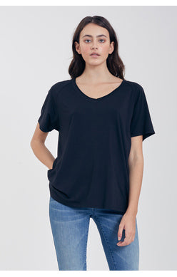 Taylor Relaxed Fit V-Neck by Another Love
