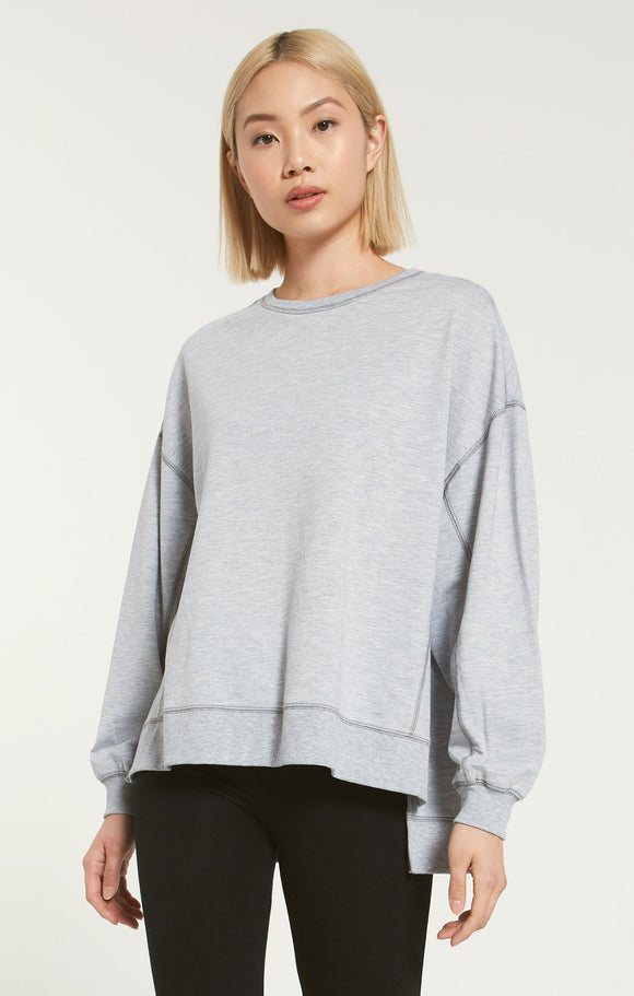 Modern Weekender Heather Grey