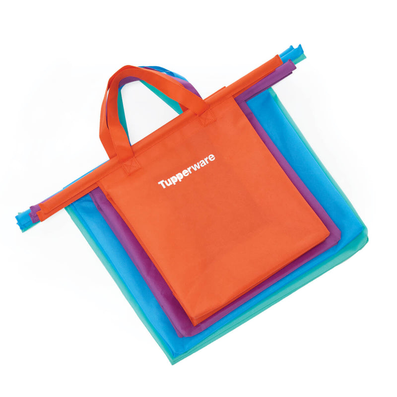 ECO BOLSAS PARA SUPER TUPPERWARE