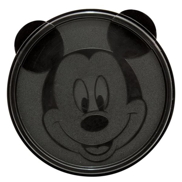 Plato para cereal decorado Mickey Mouse, Tupperware