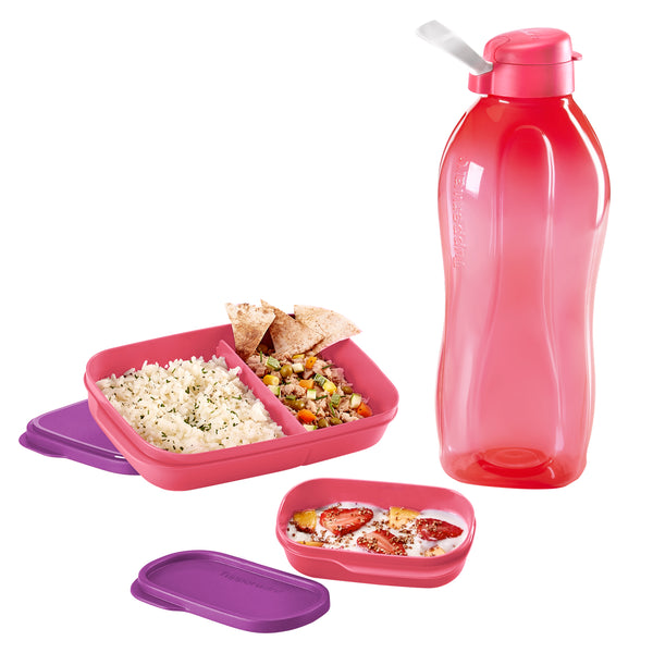 Set Eco Twist® 2 L y Slim Lunch