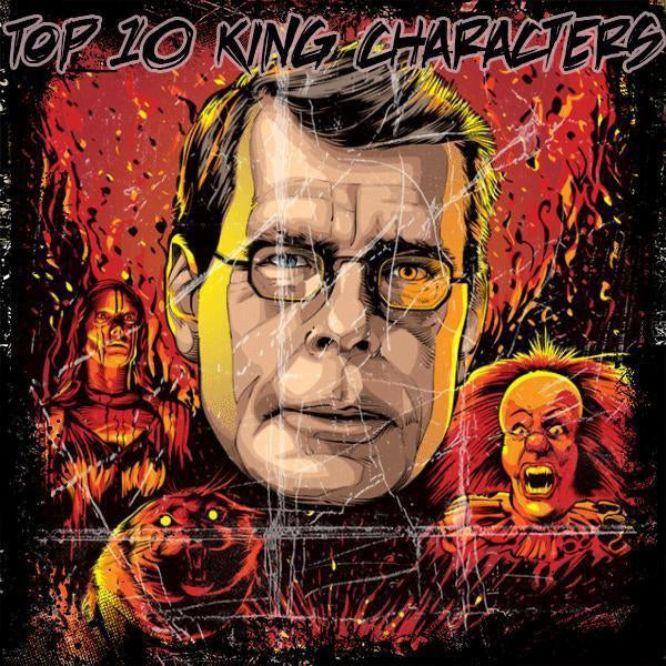 Stephen King's Scariest Characters