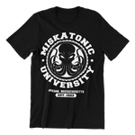 H.P. Lovecraft Miskatonic University White Shirt