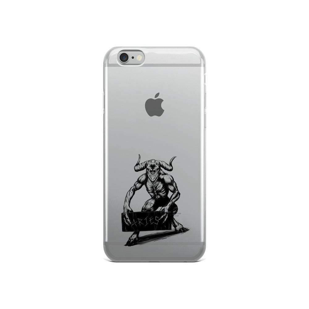 HorrorScopes iPhone Case Aries Accessory-Nightmare Threads