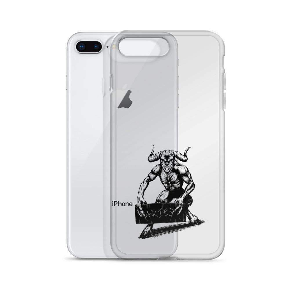 HorrorScopes iPhone Case Aries Accessory