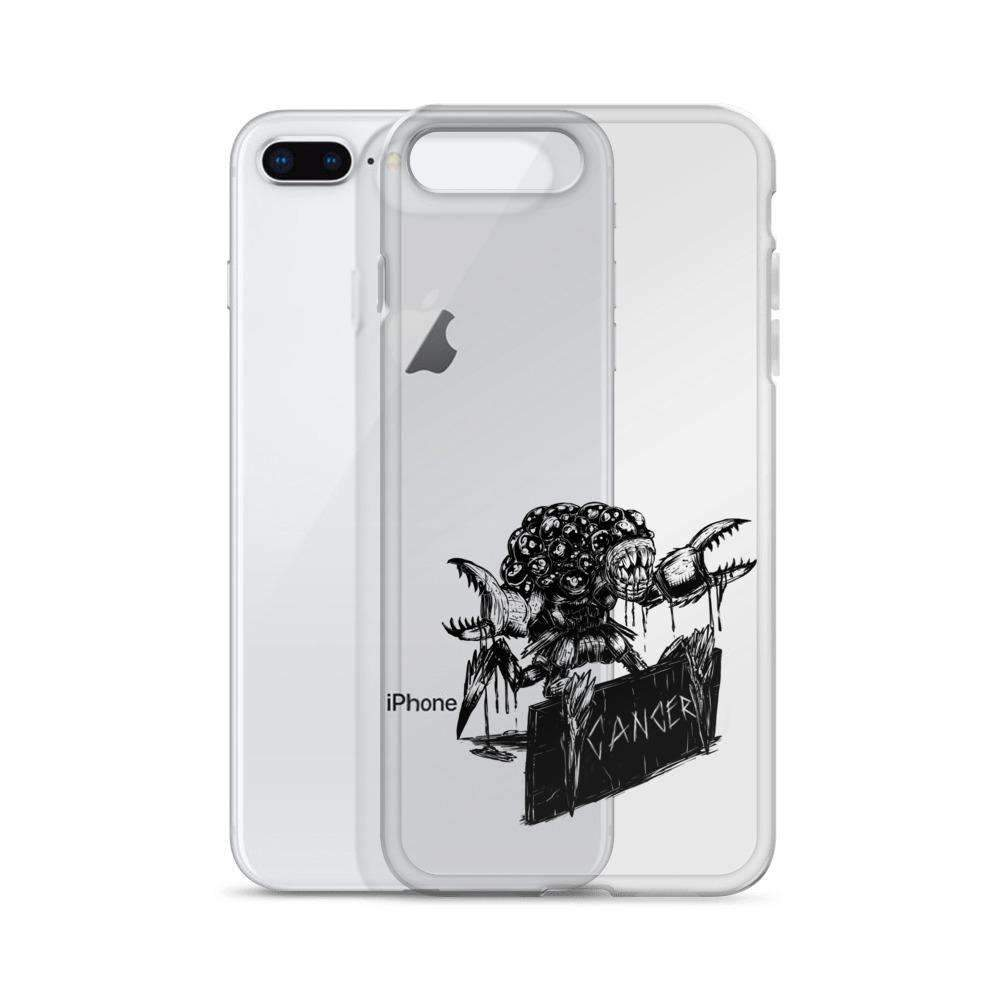 HorrorScopes iPhone Case Cancer Accessory
