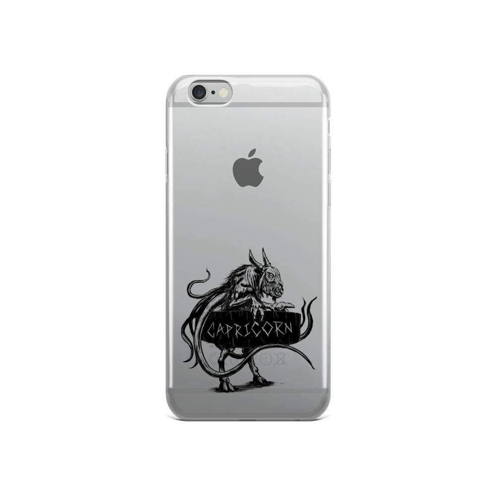 HorrorScopes iPhone Case Capricorn Accessory-Nightmare Threads