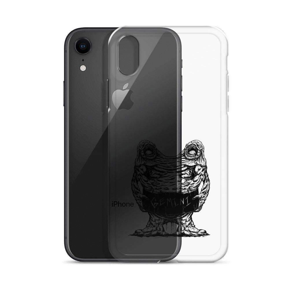 HorrorScopes iPhone Case Gemini Accessory-Nightmare Threads