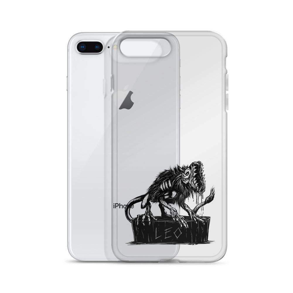 HorrorScopes iPhone Case Leo Accessory-Nightmare Threads