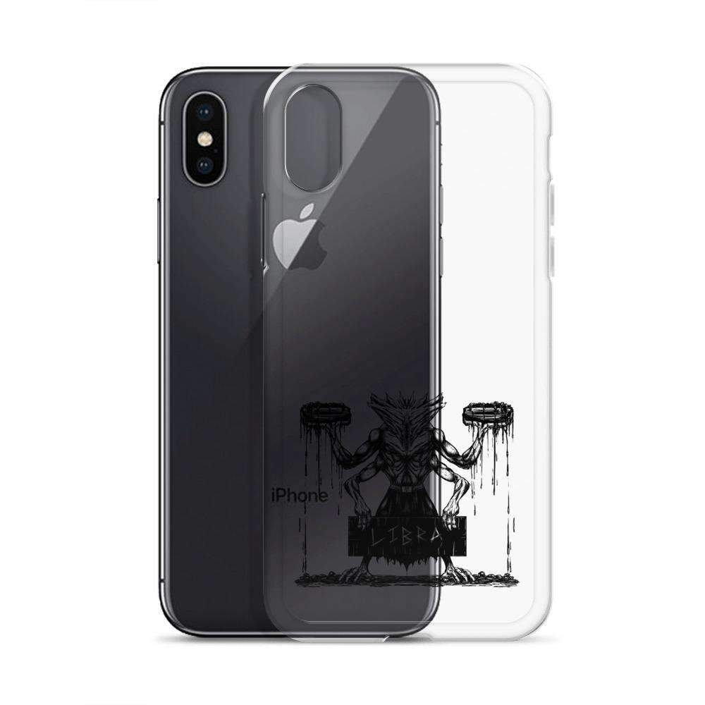 HorrorScopes iPhone Case Libra Accessory-Nightmare Threads