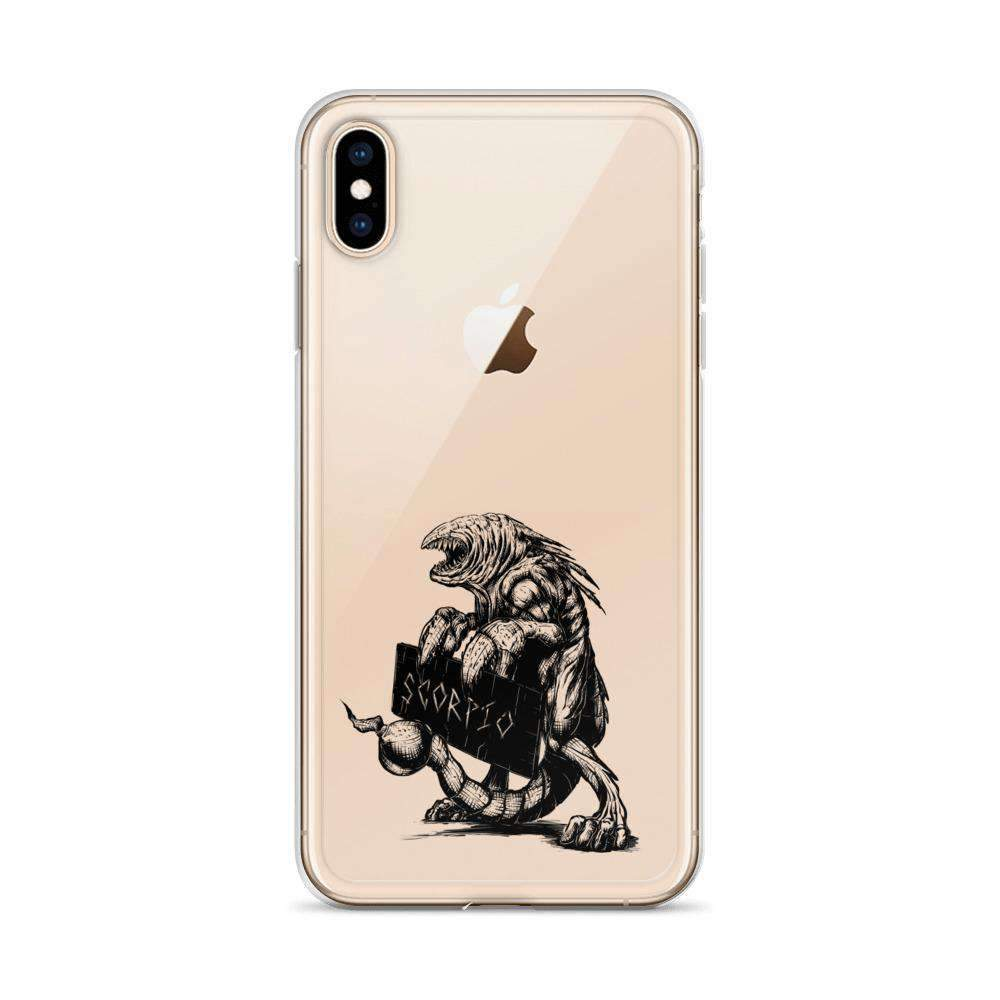 HorrorScopes iPhone Case Scorpio Accessory-Nightmare Threads