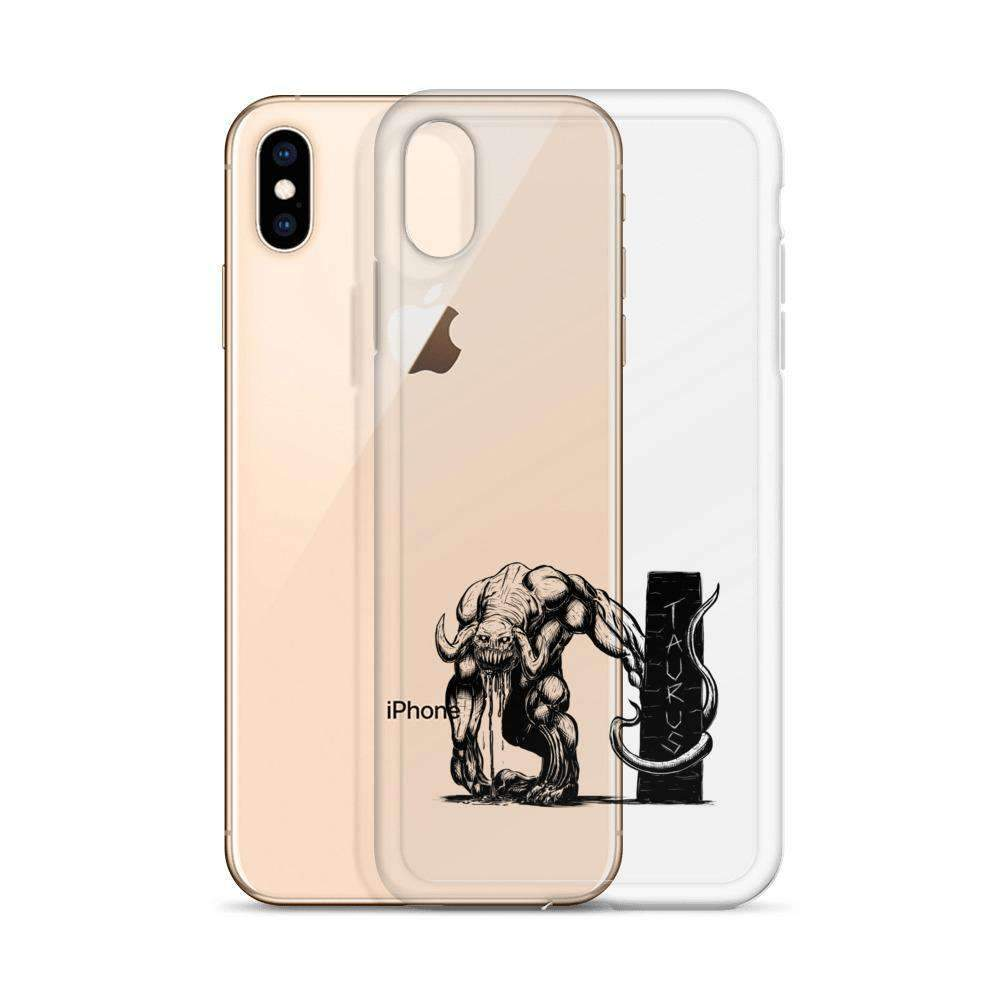 HorrorScopes iPhone Case Taurus Accessory-Nightmare Threads