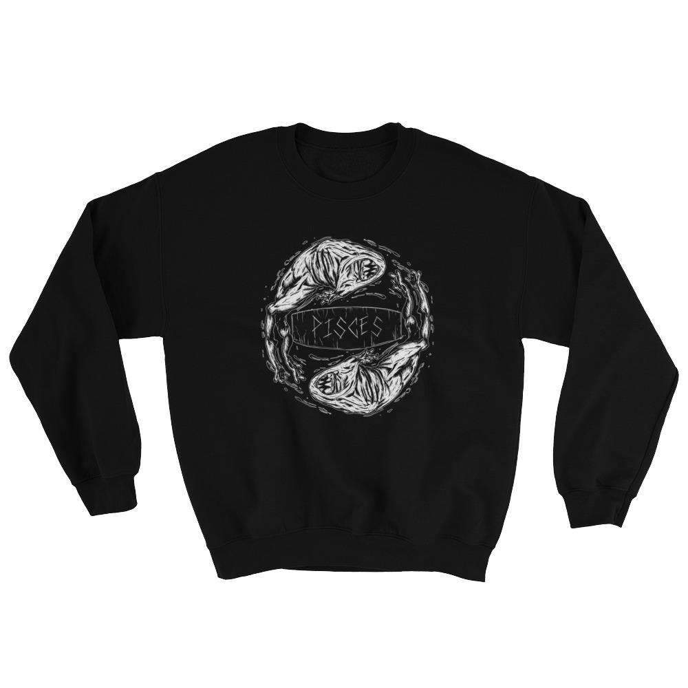 HorrorScopes Sweatshirt Pisces Adult