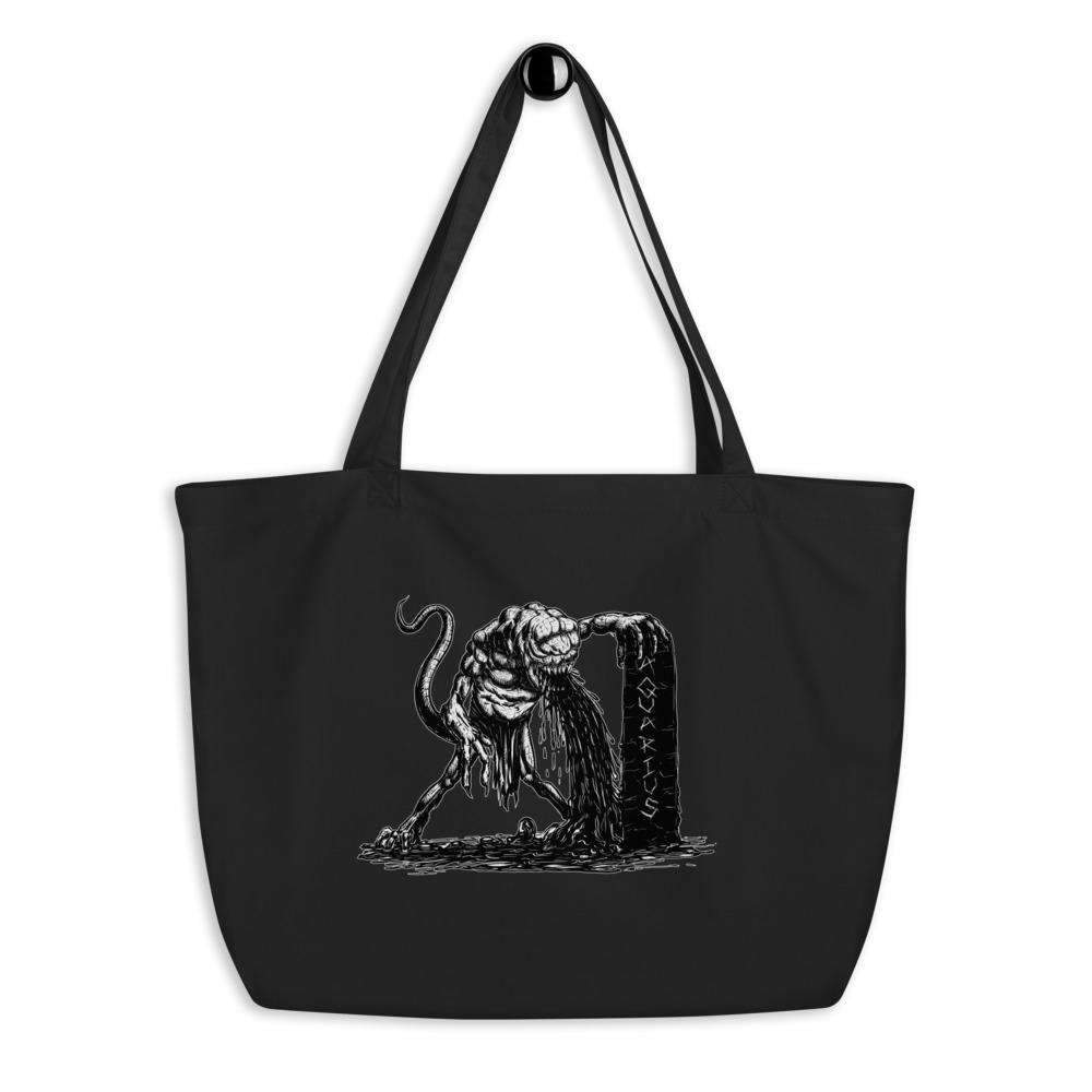 Horrorscopes Tote Bag Aquarius Accessory-Nightmare Threads