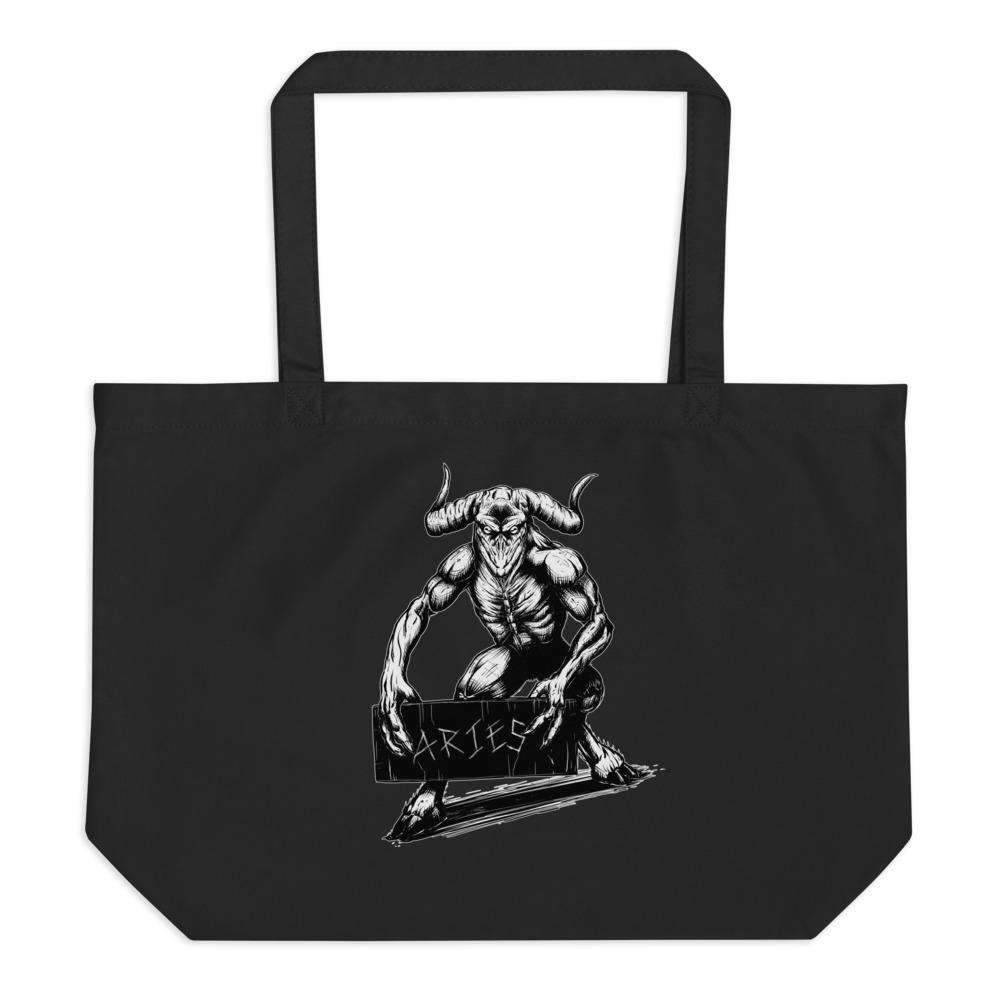 Horrorscopes Tote Bag Aries Accessory