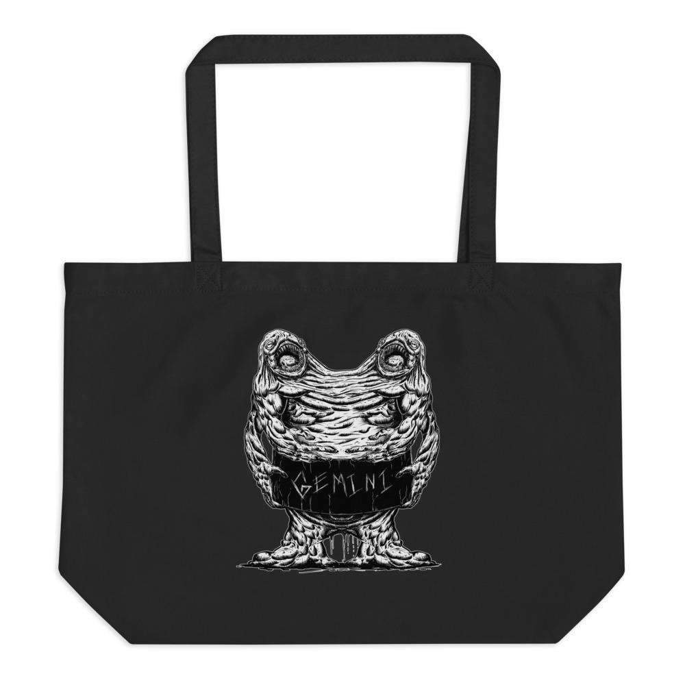 Horrorscopes Tote Bag Gemini Accessory