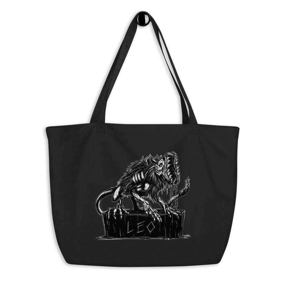 Horrorscopes Tote Bag Leo Accessory-Nightmare Threads
