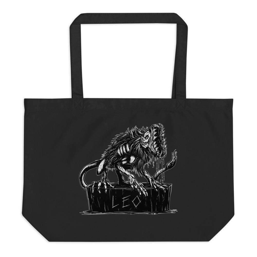 Horrorscopes Tote Bag Leo Accessory