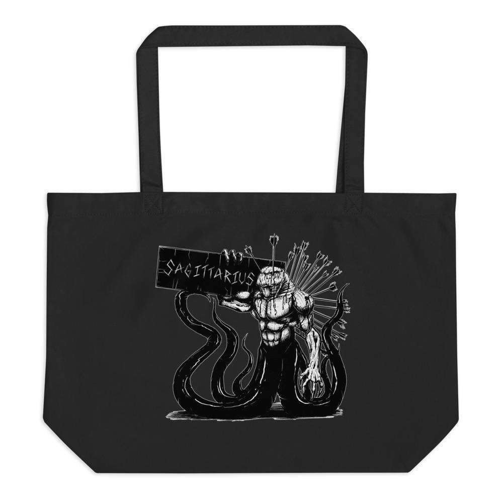 Horrorscopes Tote Bag Sagittarius Accessory
