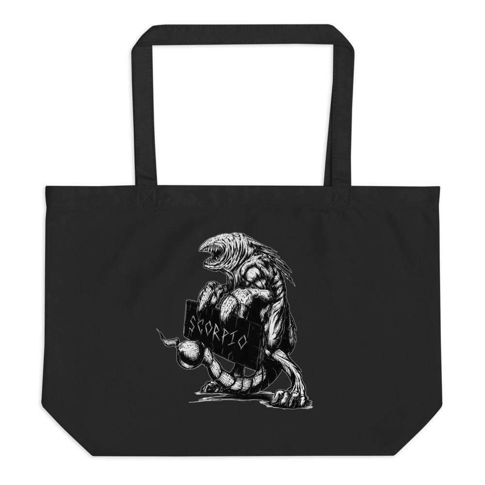 Horrorscopes Tote Bag Scorpio Accessory