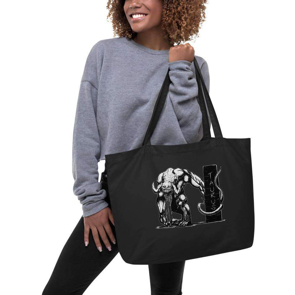 HorrorScopes Tote Bag Taurus Accessory-Nightmare Threads