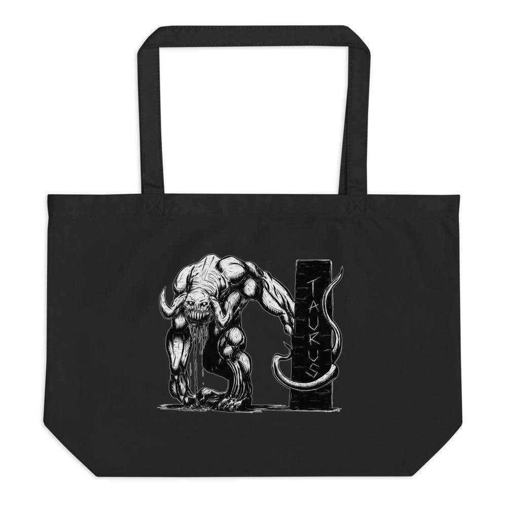 HorrorScopes Tote Bag Taurus Accessory