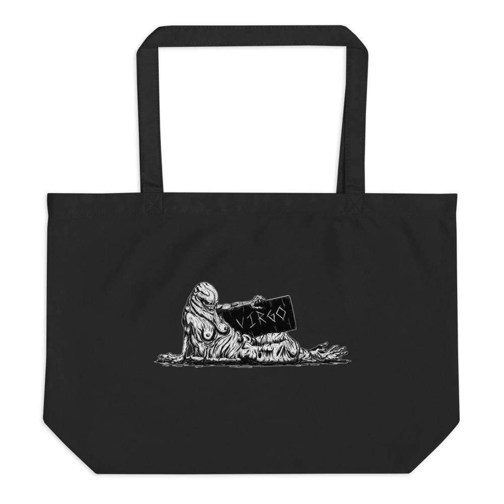 HorrorScopes Tote Bag Virgo Accessory