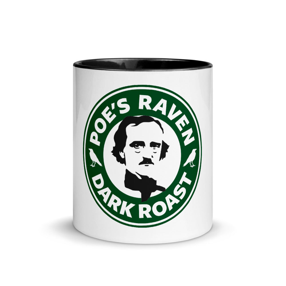 Coffee Shop of Horrors Edgar Allan Poe Coffee Mug